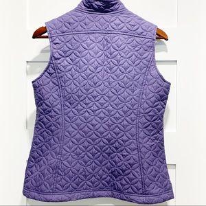 Eddie Bauer Jackets & Coats - SOLD - EDDIE BAUER Quilted Purple Vest